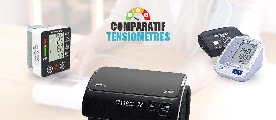 comparatif tensiometres