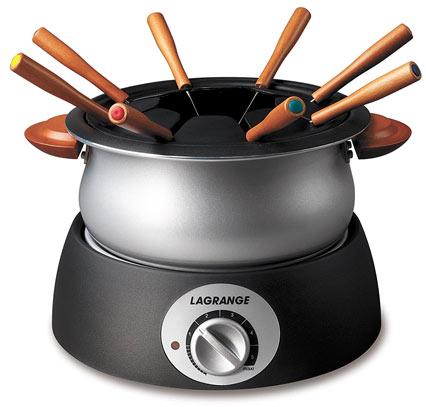 fondue lagrange classic bois