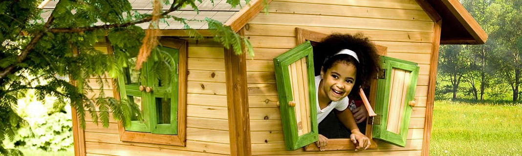 cabane enfants axi bois