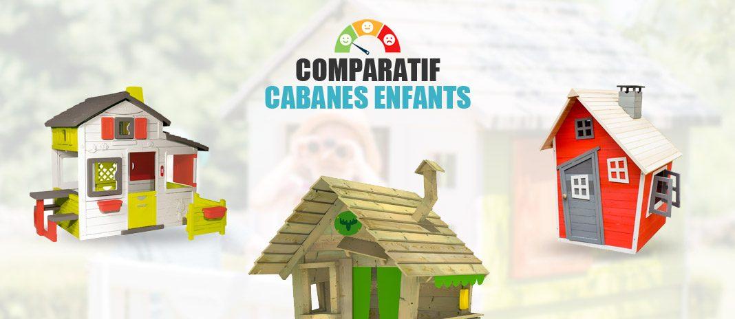 comparatif cabanes enfants