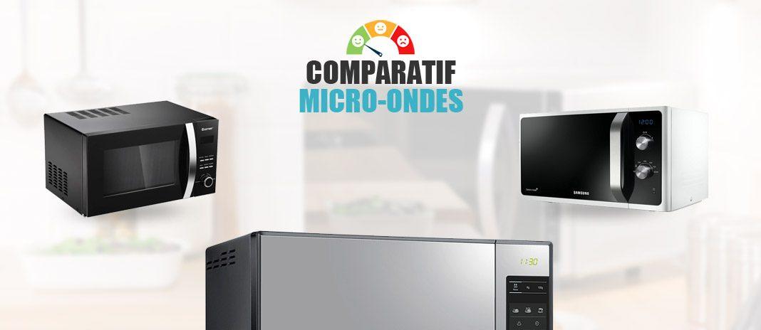comparatif micro ondes