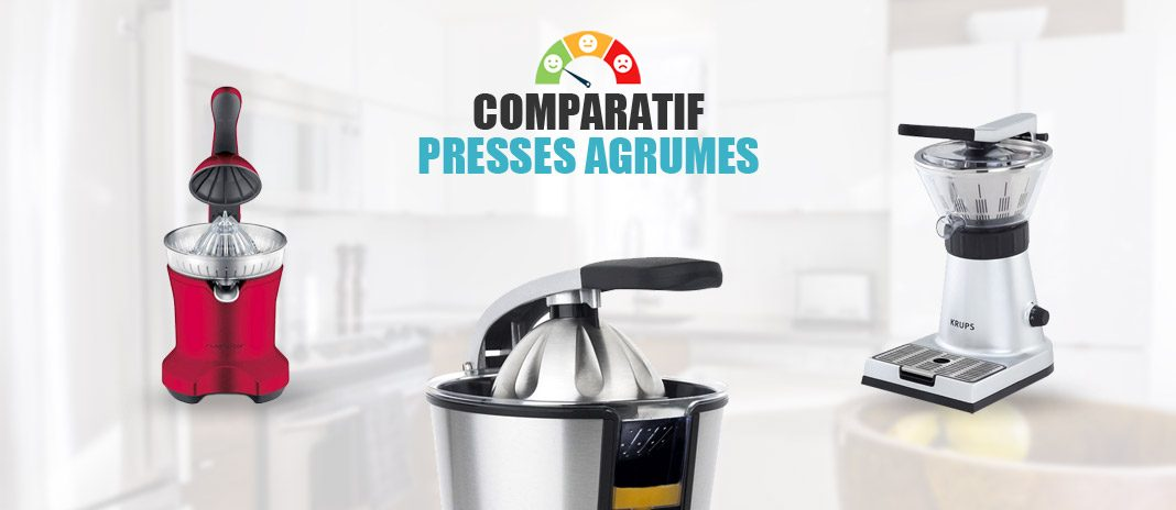 comparatif presse agrumes