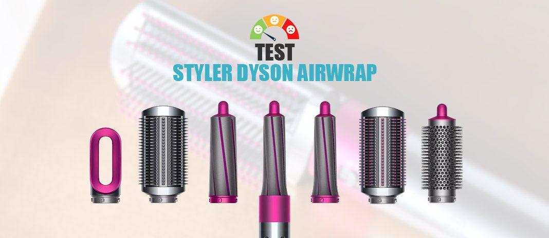 test dyson airwrap