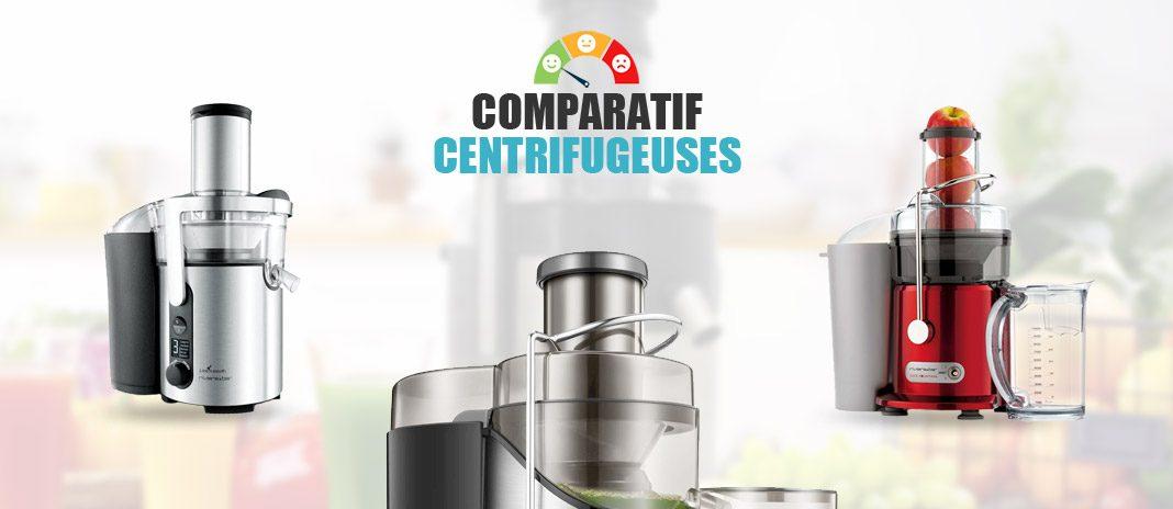 comparatif centrifugeuses