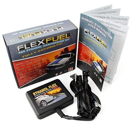 kit Flexfuel E85