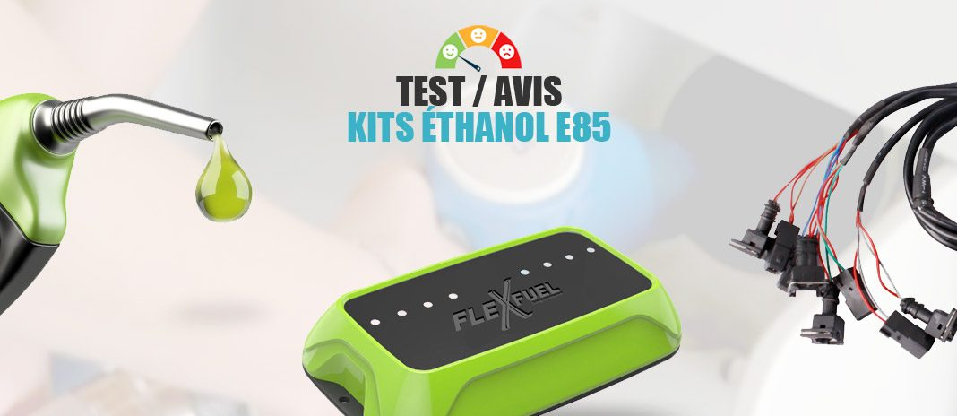 Test kits ethanol