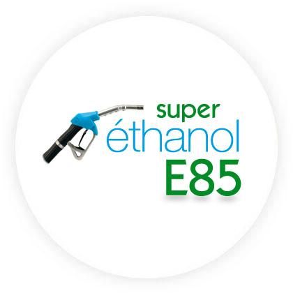 Prix superéthanol E85
