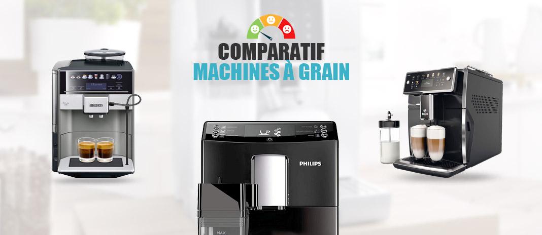 Machine à Café à Grain → Comparatif et Test des Meilleurs Modèles 2019 d62cd62f6057
