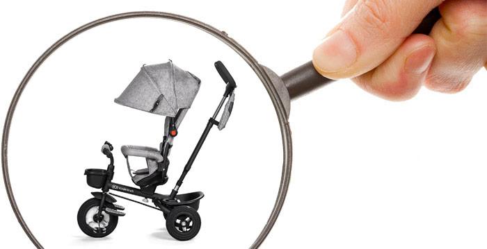 Comment choisir un tricycle